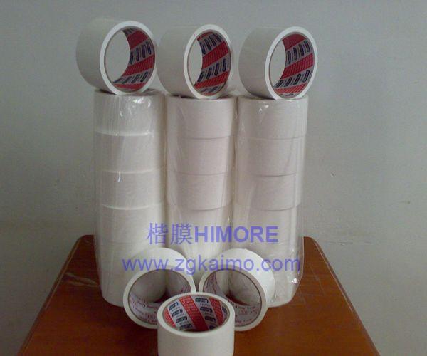 PVC鋁型材用高粘奶白膜