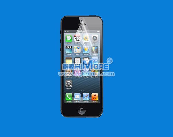 手机保护膜贴膜细节