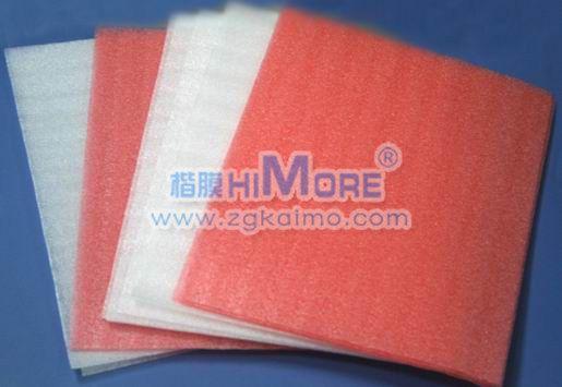 EPE珍珠棉发泡片材保护膜