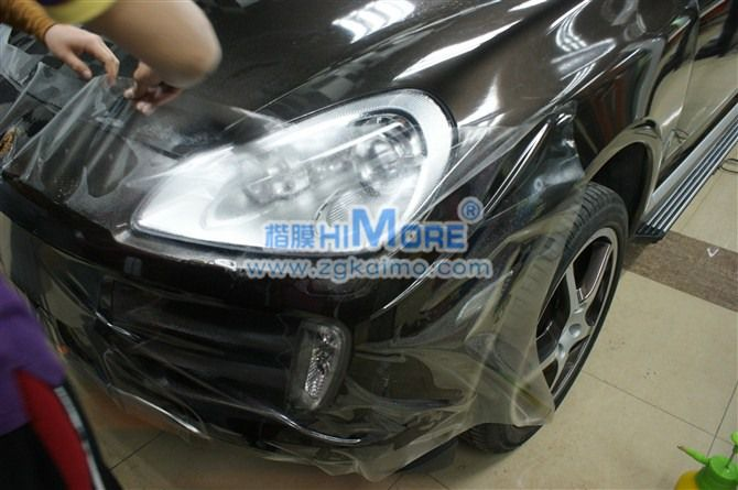 汽车喷漆保护膜