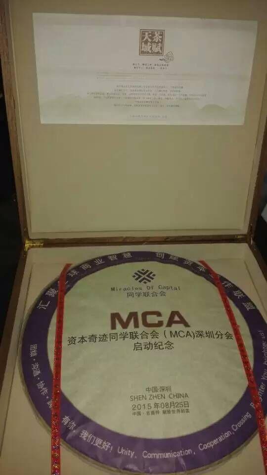 MCA深圳分会成立