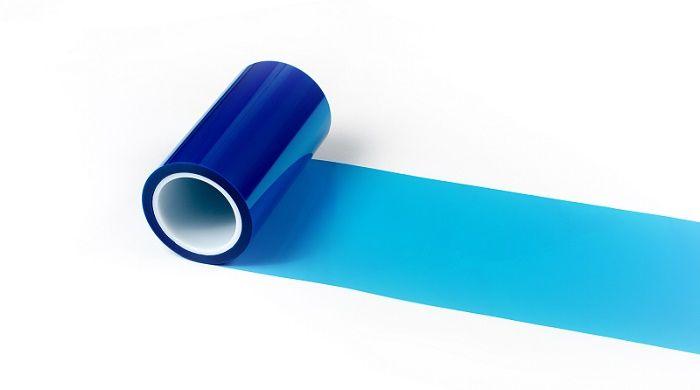蓝色PE保护膜