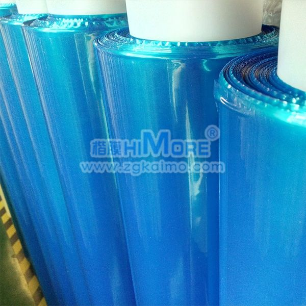 蓝色网格保护膜