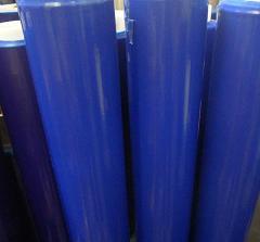 蓝色铝塑板保护膜