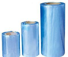 蓝色收缩膜