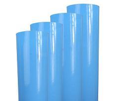 蓝色双面离型膜