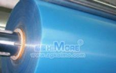 三层蓝色PET保护膜